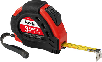 PRECISA steel tape measure