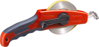 Steel tape measure with hook