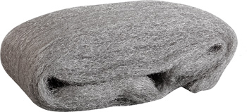 Stahlwolle, Edelstahl