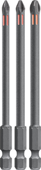 TORSION Bit Set, 100 mm