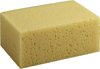 All-purpose and tiling sponge