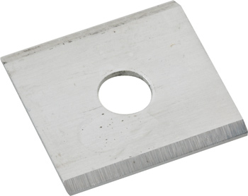 Spare blades for edge plane
