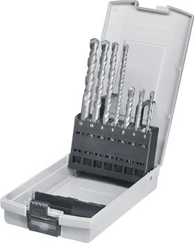 HB 44 SDS plus Hammerbohrersatz, 7-tlg.