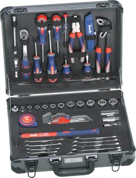 Werkzeugkoffer, 51-tlg