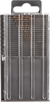 HSS-M2 Titan Mini-Bohrer-Set, 20-teilig