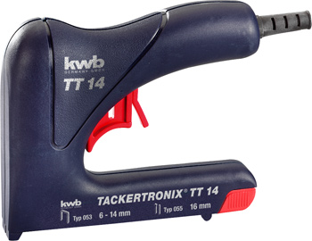 Elektrische tacker TACKERTRONIX® TT 14