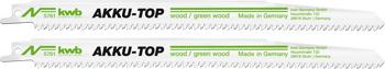 Säbelsägeblatt, Holzbearbeitung, HCS, 2 x mittel