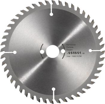Kreissägeblatt für Handkreissägen ø 125 mm