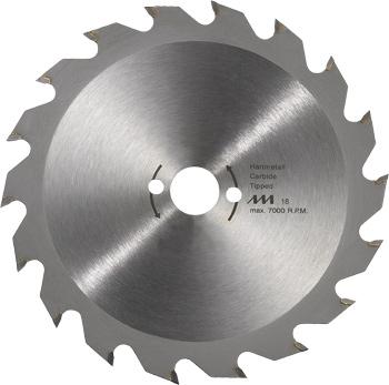 Kreissägeblatt für Handkreissägen ø 127 mm