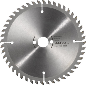 Kreissägeblatt für Handkreissägen ø 142 mm