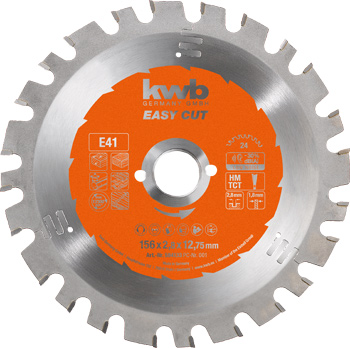 Kreissägeblatt für Handkreissägen ø 156 mm