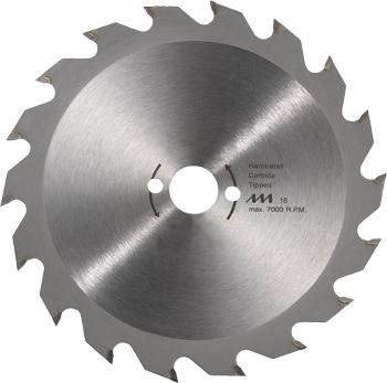 Kreissägeblatt für Handkreissägen ø 160 mm