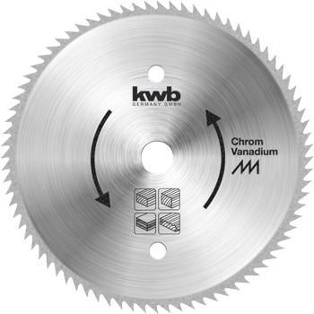 Kreissägeblatt für Handkreissägen ø 184 mm