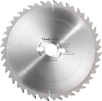 Kreissägeblatt für Bau- und Tischkreissägen ø 300 mm