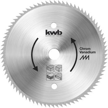 Kreissägeblatt für Bau- und Tischkreissägen ⌀ 350 mm