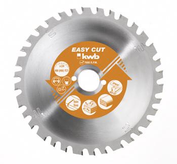EASY-CUT Kreissägeblätter für Bau- und Tischkreissägen Ø 350 x 30 mm