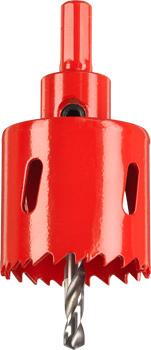 Lochsägen HSS Bi-Metall, mit Schaft und Zentrierbohrer