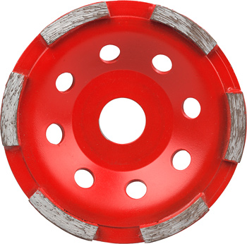 AGGRESSO-FLEX® diamond face grinding disc, Ø 155 mm
