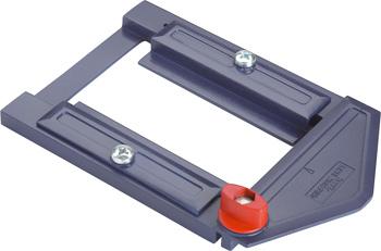 LINE MASTER Guida per tagli circolari per seghetto alternativo, con supporto di centraggio