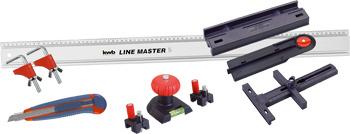 LINE MASTER Kit universel, 10 pcs.