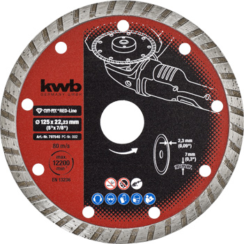 CUT-FIX® Red-Line DIAMOND cutting discs