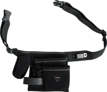 Tool holster with Nylon belt