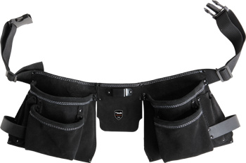 Tool holster, 2 piece, with Nylon belt