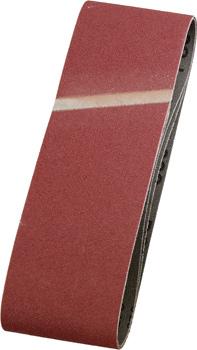Schleifbänder, HOLZ & METALL, Edelkorund, 75 x 510 (508) mm
