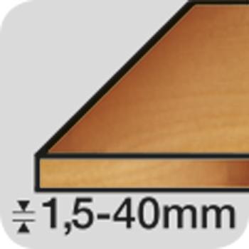 Stichsägeblätter Spanplatten, 1,5-40 mm