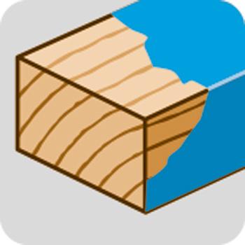 Holz entlacken