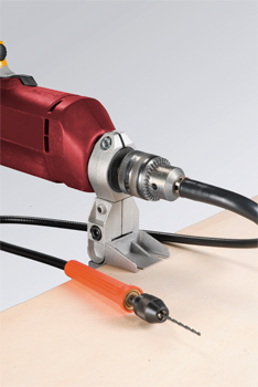 Drill bench mounting clamp | Attachments | Drill accessories