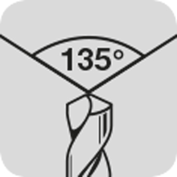 Spitze 135°