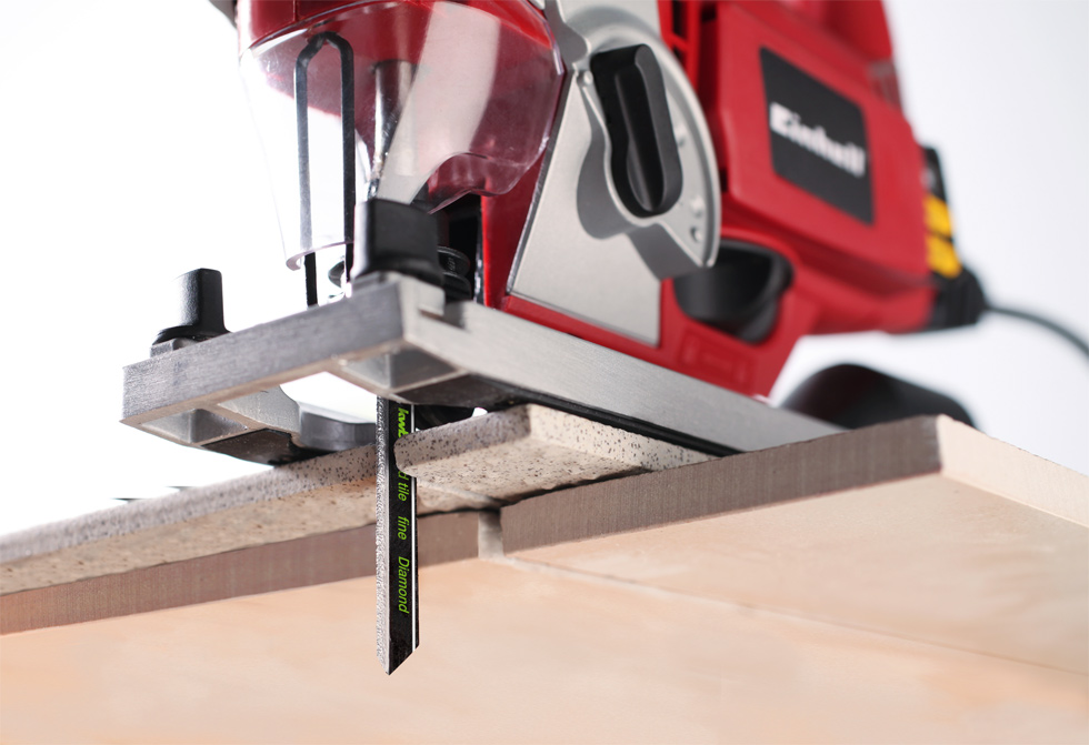 Jigsaw blades DIAMOND, tile and ceramic processing | Jigsaw
