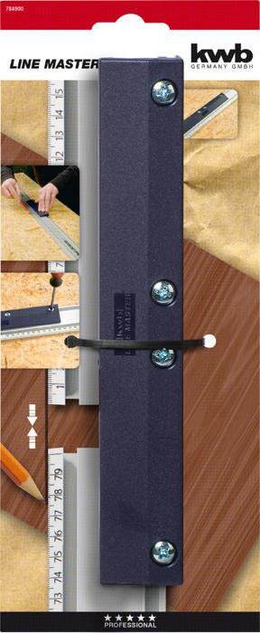 Linealverbinder Linealverlängerung KWB Line Master