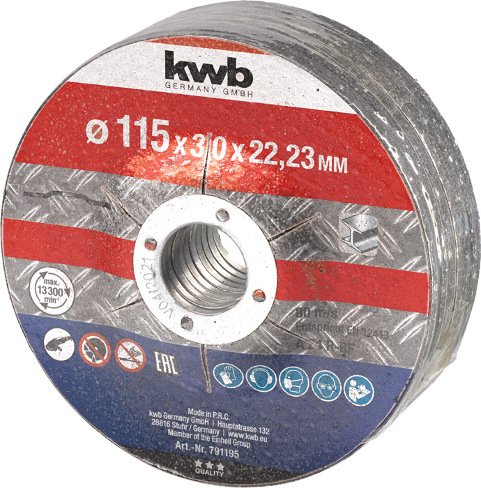 Cutting discs, metal cutting | Angle grinder accessories